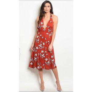 Dresses & Skirts - Orange Fall dress